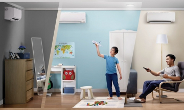 5 Keunggulan AC Multi Split Daikin Inverter