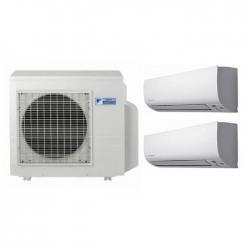 Daikin AC Multi Split 2 Koneksi 2MKC30QVM (1/2 PK + 3/4 PK) Inverter Putih