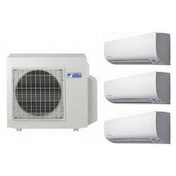Daikin AC Multi Split 3 Koneksi MKC50RVM4 (1 PK + 1 PK + 1 PK) Inverter Putih