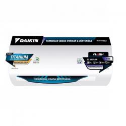 Daikin FTKQ25SVM4 AC Split 1PK Inverter Putih