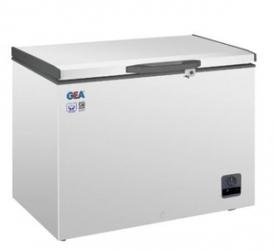 GEA AB-336R Chest Freezer/Peti Pendingin 330 Liter - Putih