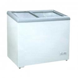 GEA SD-186 Sliding Flat Glass Freezer 186 Liter