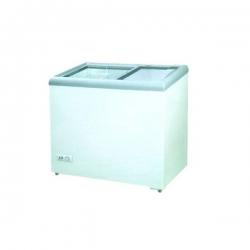 GEA SD-256 Sliding Flat Glass Freezer 256 Liter