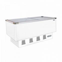 GEA SD-376BP Sliding Flat Glass Freezer 368 Liter