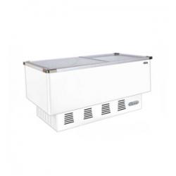 GEA SD-516BP Sliding Flat Glass Freezer 516 Liter