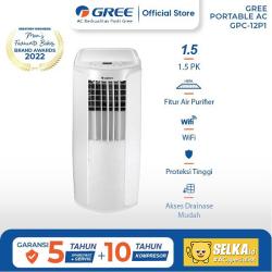 Gree GPC-12P1 AC Portable 1,5 PK Standard