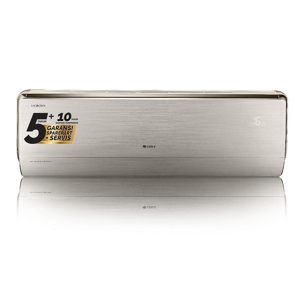 Gree GWC-09UCR Ac Split 1 Pk Deluxe Inverter - Gold