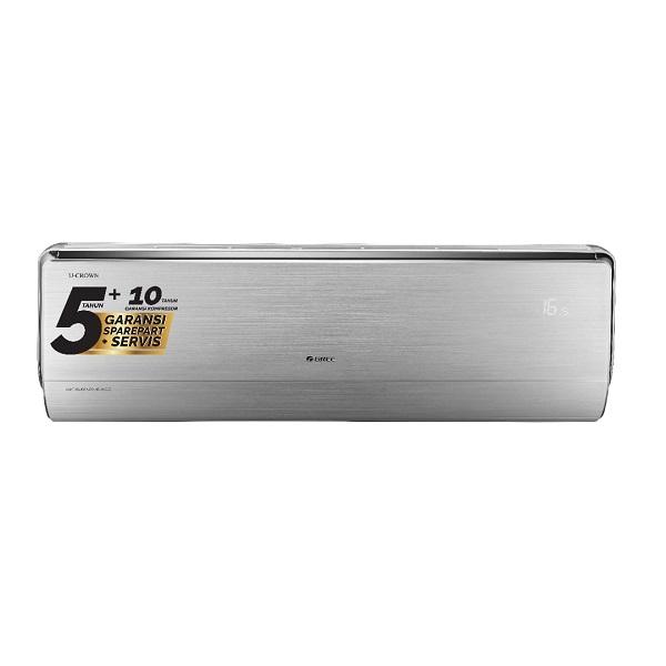 Gree GWC-18UCR Ac Split 2 PK Deluxe Inverter - Silver