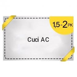 Cuci AC Split 1.5 PK - 2 PK