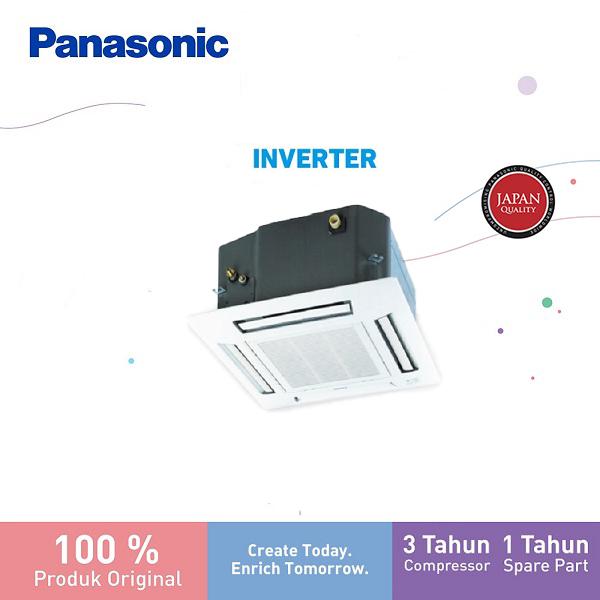 Panasonic CS-S18MBP4PW 1 Phase 2 PK AC Mini Cassette Inverter