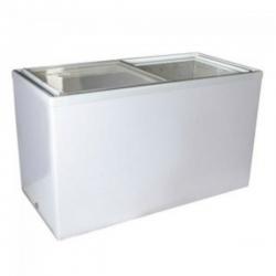 RSA XS-320 Sliding Chest Freezer 288 Liter Putih